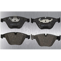 Car Front Brake Pads for BMW E60 E90 34116794915