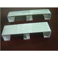 Aluminum profiles for bridge circuit connection box