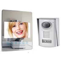 Ultra Thin Touch Button Video Door Phone SH-3000AJ