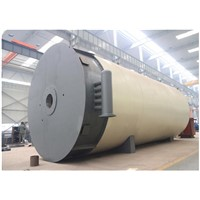 350kw-7mw Gas oil fired thermal oil boiler