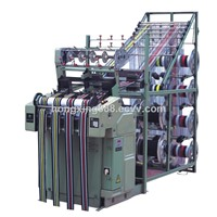 high speed polyester webbing making machine