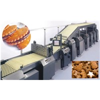 Soft/Hard Biscuit Production Line