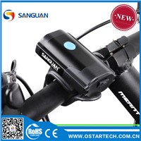 Powerful Aluminium Alloy LED Mountain Bike Light Waterproof Rechargeable LED Bike Light