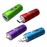 3 in 1 Smartphone OTG USB Flash Drives External Storage 8GB 16GB 32GB 64GB OTG U Disk
