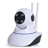 Ebest IPC03KW Onvif 720P HD IP Camera Wireless Security P2P IR  Pan Tilt Micro SD Card Slot