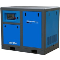 Variable Speed Screw Compressor with Water Cooled