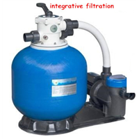 large Commercial grade swimming poll Sand Filter