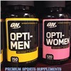 OptiMen & OptiWomen Health Supplement