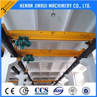 5Ton Single Girder Suspension Overhead/Bridge Crane