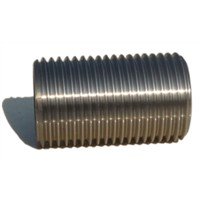 AISI 206/304/316 stainless steel pipe nipples