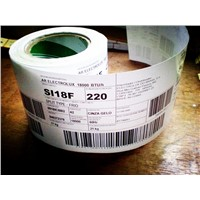 RFID UHF Tag Label with Close Reading Distance and Anti-counterfeit