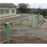 Tubular Barrier Gate for vehicular access