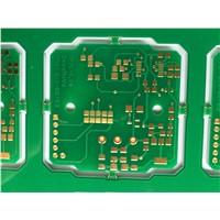 Power Supply UL 94vo PCB Board FR4 Green Solder PCB Ink