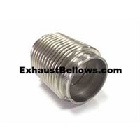Exhaust bellows China exhaust bellows made of 304 stainless steel completely