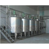 Automatic E-Liquid Juice Mixing Tank