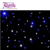 Wedding backdrop LED Star Curtain