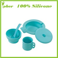 100% Silicone Cup Silicone Tableware