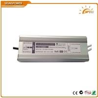 12V/24V DC 80W IP67 waterproof led power supply switch power supply