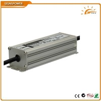 4800mA IP67 constant led transformer led power supply
