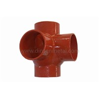 China wholesale EN877 SML cast iron pipe fittings