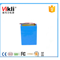 High capacity and high quality 300Ah capacity 24V Lithium-ion rechargeable batteries