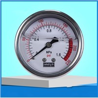 Hot Sale Products China Easy To Read Different Dual Air Pressure Gauge