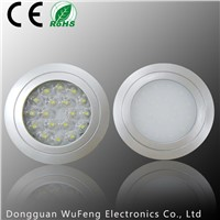 Recessed Concertrated  LED Cabinet Light