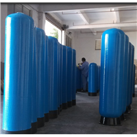 Water Filter in Water Treatment Plant/FRP Water Purifier Plant