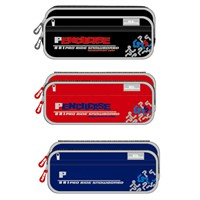 (CL3126) 2016 Hot Sell High School Multifunction Pencil Case/Pencil Bag/Pencil Pouch