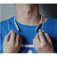 Bluetooth 4.1 Neck Hung Sport Bluetooth Headset Super long standby Earphone Z6000
