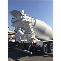 10M3 SINOTRUK HOWO 6x4 Concrete Mixer Truck 371HP