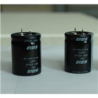 Energy Storage Capacitor Snap in Electrolytic Capacitor for Clean Energy Power Inverter