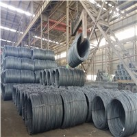 SAE1006, SAE1008, low carbon steel wire rod/coil