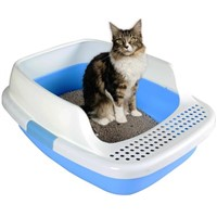 YL013 Cat Litter Tray Toilet Cat Litter Box Pet Products