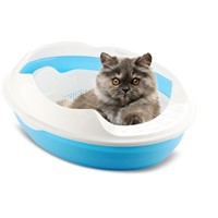YL004-a 2016new Cat Litter Tray Pet Toilet Cat Litter Box Pet Products