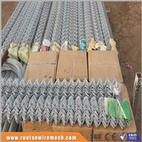 Electric Galvanized Chain Link Mesh
