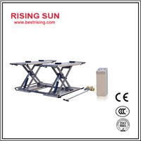 Auto garage used mobile car lift with moving kit