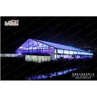 Outdoor Clear Tent For Wedding Reception