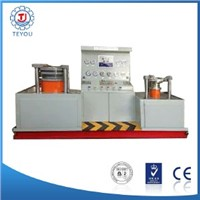butterfly valve test machine, valve test bench, valve test bed(low price)