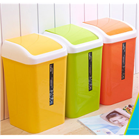 FRP Outdoor Waste Bin