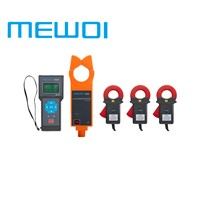 MEWOI1500D-Three Clamp Wireless High Voltage Clamp Meter/HV CT Ratio tester