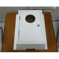 High Quality Direct Manufacture FRP Electrical Meter Box