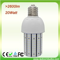 IP65 E26/E27/E39/E40 Epistar SMD2835  20W LED corn light