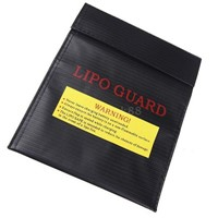 RC Fireproof Lipo Safety Battery Bag 25*32cm