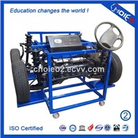 (4WS) Four Wheel Steering Training Set,Automotive Component Analog Trainer,Educational Teaching Aids