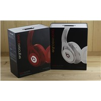 Beats by Dr. Dre Executive Airport Silver Over-ear Headphones