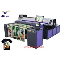 Flatbed Cotton Direct Printer, Textile Printing Machine
