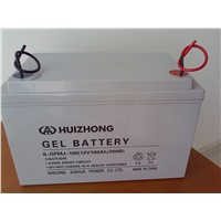 Solar Energy Storage 12V Batteries / factory supplier