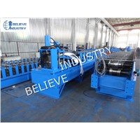 Steel Upright Column Roll Forming Machine