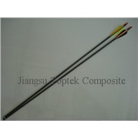 carbon archery arrow, carbon arrow shaft, archery hunting arrow